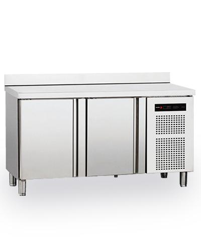 Mesa refrigerada conservaci n de 02 puertas remate de - Puerta abatible cocina ...